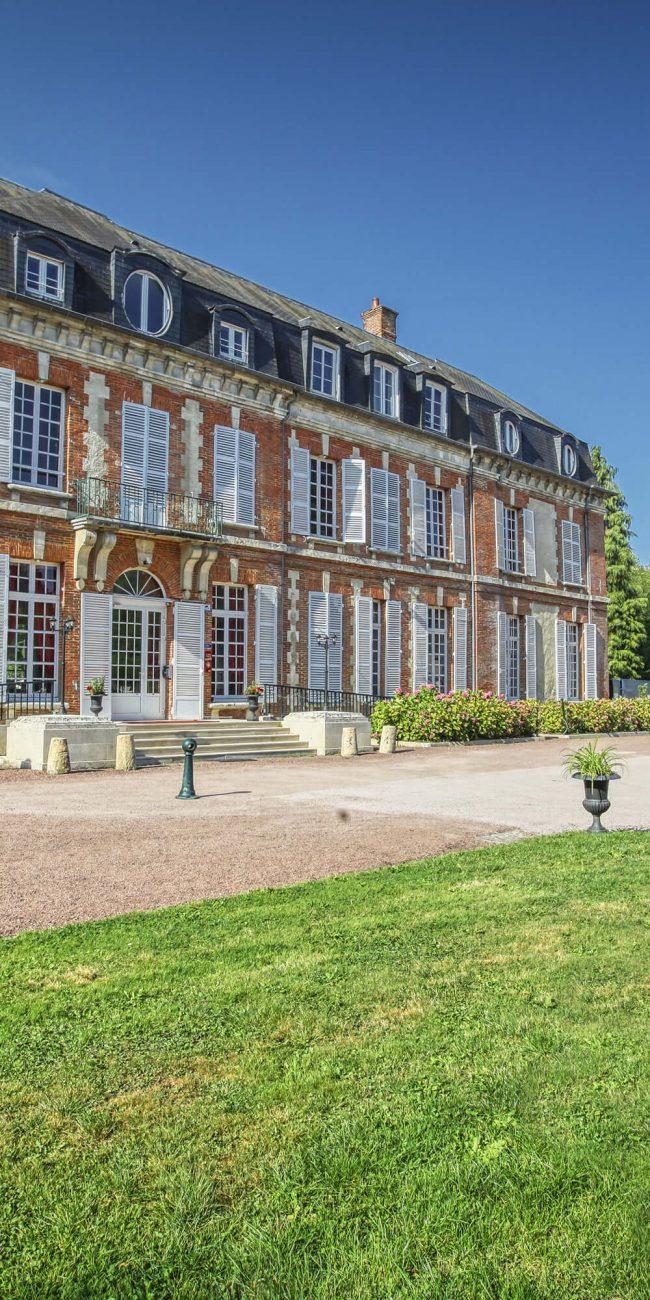 Château de la Houssoye à 1 heure de Paris